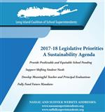 2017-18 Legislative Priorities Cover