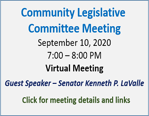 CLC Meeting September 10, 2020