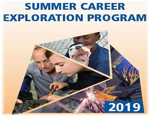 Summer Career Exploration 2019