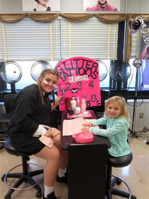 Child Friendly Salon Services