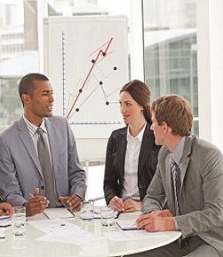 Business Corporate Training Homepage Image