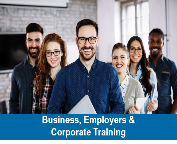 Business, Employers and Corporate Training