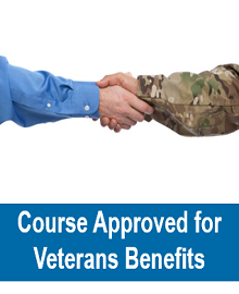 Courses Approved for Veterans Benefits